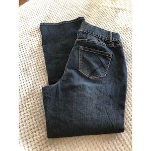 NWT Lane Bryant High Rise Bootcut Jeans Size 14
